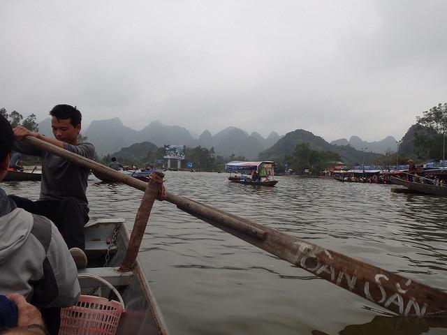 Vietnamboatriver
