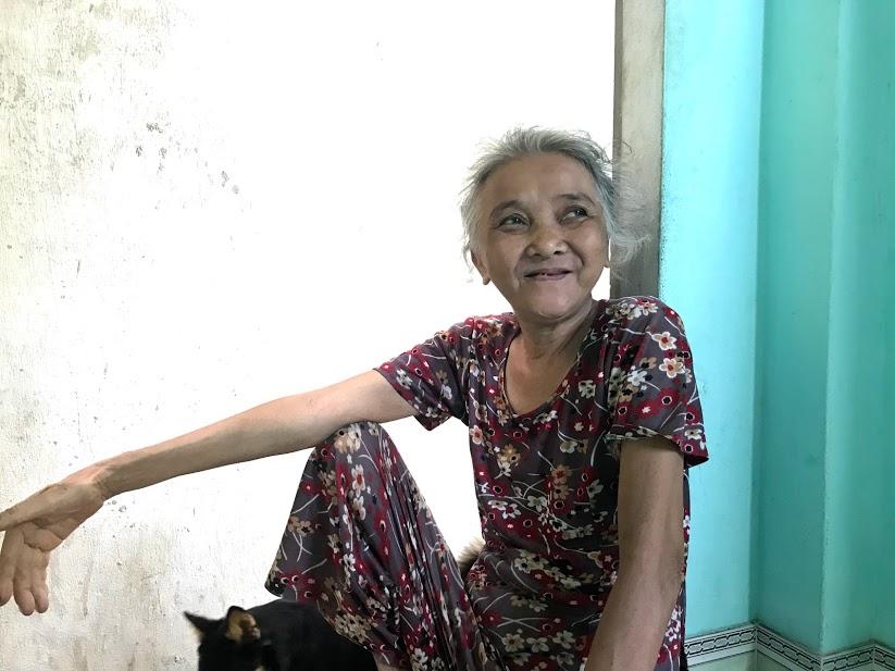 Grandma Tien family